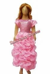 Pink Barbie Gown