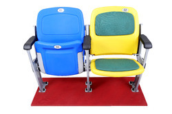 Plastic Folding VIP Seats