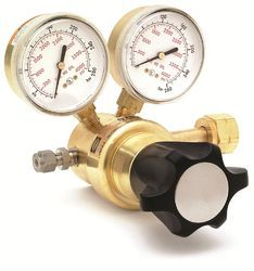 Double Stage Regulator For Instrumentation Purpose
