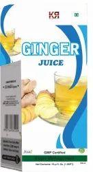 Ayurvedic Ginger Juice