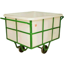 Plastic Process Trolley