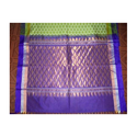 Bridal Wear Border Kuppadam Pattu Sarees