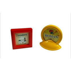 Plastic Promotional Paper Weight