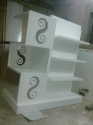 MDF  Display Stand