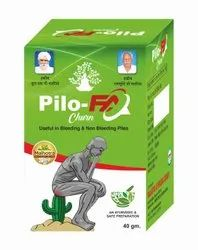 Piles Problem Pilo-FA Churan, Grade Standard: Medicine Grade, Packaging Size: 40gm