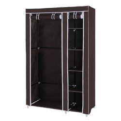 Genial Anva Multipurpose Portable 20 Cube Wardrobe Closet Organiser
