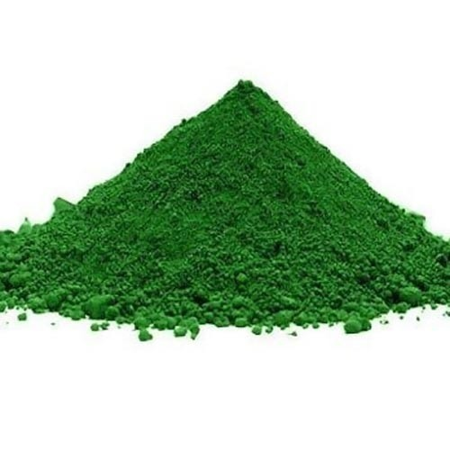 COLORS INDIA Pigment Green 7, 20 Or 25 Kg, Packaging Type: Bags,   ID:  8730987248