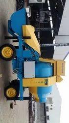 Reversible Concrete Mixer Unit