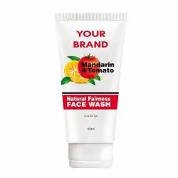 Mandarin And Tomato Natural Fairness Face Wash