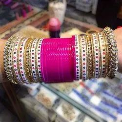 Punjabi Bridal Chura For Women & Girls