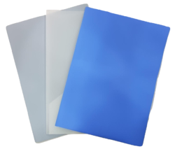 Plastic Presentation File Folder, Paper Size: A4