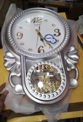 Plastic Quartz Rotter Wall Clock