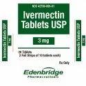 Ivermectin 3mg Tablets