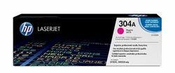 HP 304A Magenta Original LaserJet Toner Cartridge (CC533A)