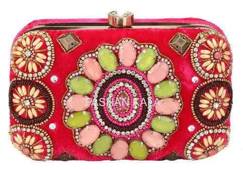 d4ed932ccf8 Ladies Embroidery Clutch Purse and Bags - Beaded Clutch Ladies ...