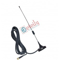 GSM 6dbi Magnetic Antenna With RG58 Cable SMA Male St