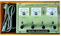 Transformer Turn Ratio Meter