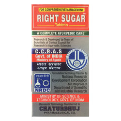 Right Sugar 120Tablate