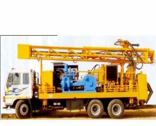 Propeller Shaft Drill Rig