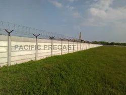 RCC Concrete Compound Wall