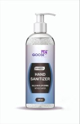 Alcohol Based Hand Sanitizer Gel