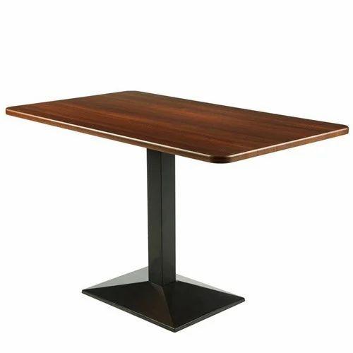 best website 7337e bc8e9 Rectangular Cafe Table
