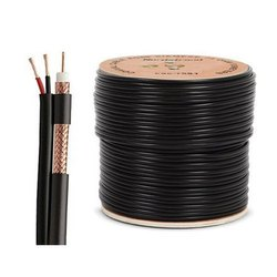 Coaxial RG59 Cable Power Wire