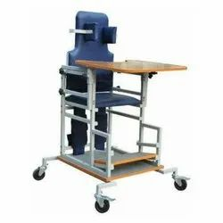 C P Chair with Activity Tray Inclinable Seat Back