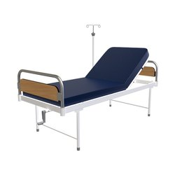 Ward Care Beds - (WCB - 307) - Detachable S.S Head And Foot Panel