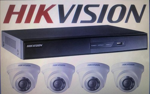 Hikvision Analog Camera CCTV COMBO PACK