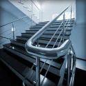 Modern Stainless Steel Stair