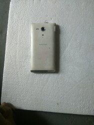 White Android Os Jelly Bean 4.1 Sony Xperia Sp C5302, Memory Size: 8GB
