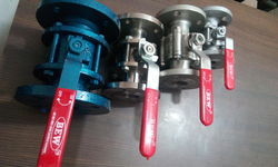 BEW Carbon Steel Manual Ball Valve, 15mm To 300mm