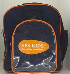 Bagpack Plain School Kids Bag