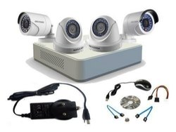 Hik Vision Commercial CCTV Dome Camera Installation Services