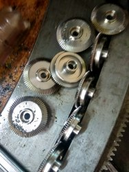 Gas Mixture Gears