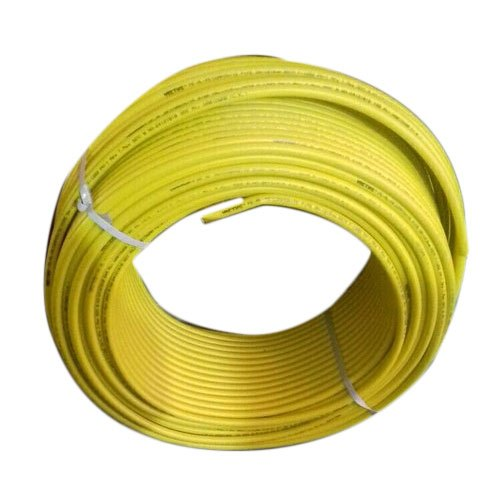 Yellow 1 Inch Composite Gas Pipe