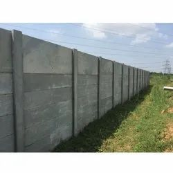 Prefab Concrete Compound Wall