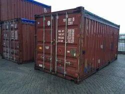 20'OT Container
