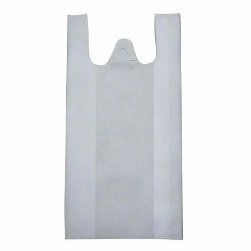 50 GSM Non Woven W Cut Shopping Bag
