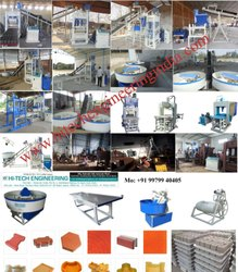 Paving Block Making Machine