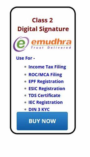 Digital Signature for IEC Code at 850 in Subhash Chowk