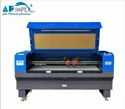 AP-1412 Camera On Head Fabric Laser Cutting Machine