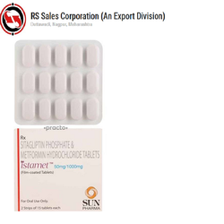 Istamet 50 /1000mg Tablet