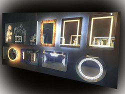 Led Hanging Mirror