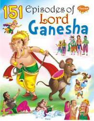 151 Episodes of Lord Ganesha Book