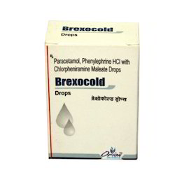 Anti Cold Brexocold Drops