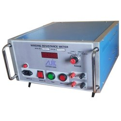 TWRM1 Winding Resistance Meter