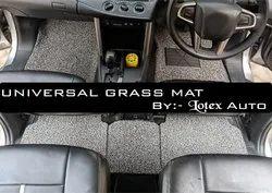 Universal Grass  Car Mat (Set of 20)