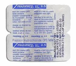 Prazopress XL Tablets